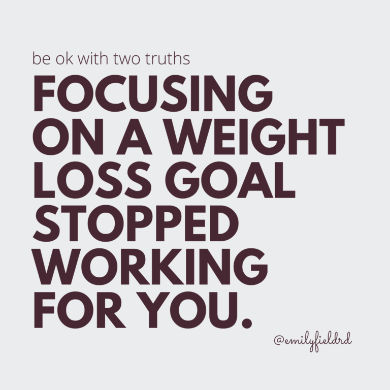 two truths weight loss 2